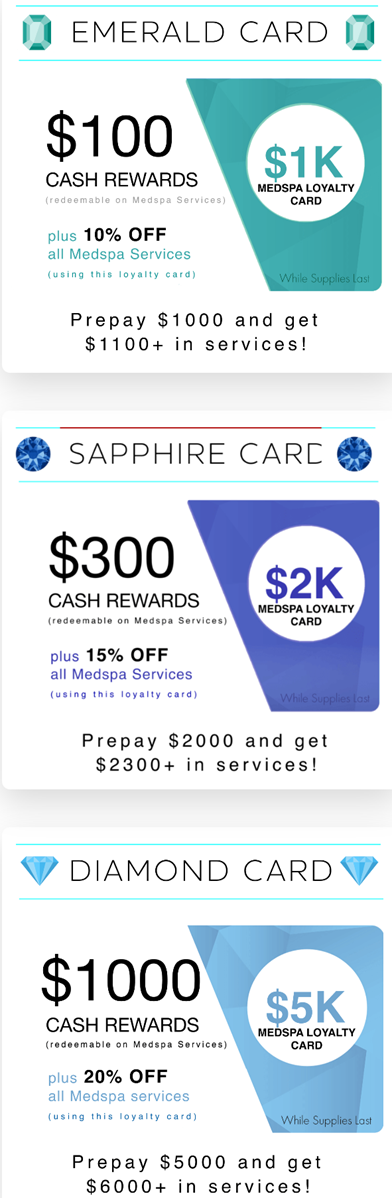 med spa discounts